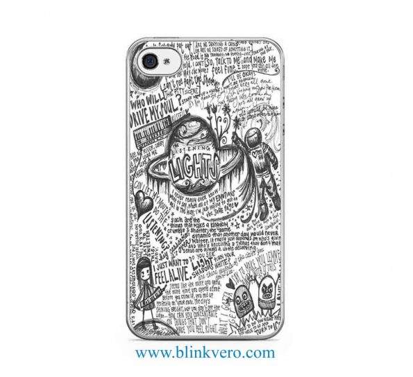 Panic at the Disco Quotes Protective Case iPhone 6 Case iPhone SE iPhone 5s Case iPhone 5c Case Samsung S6 Case Samsung S5 Case Samsung S6 Case Samsung S7 Case