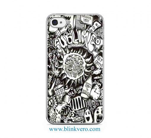 Sublime Band Lyric Quotes Protective Case iPhone 6 Case iPhone SE iPhone 5s Case iPhone 5c Case Samsung S6 Case Samsung S5 Case Samsung S6 Case Samsung S7 Case