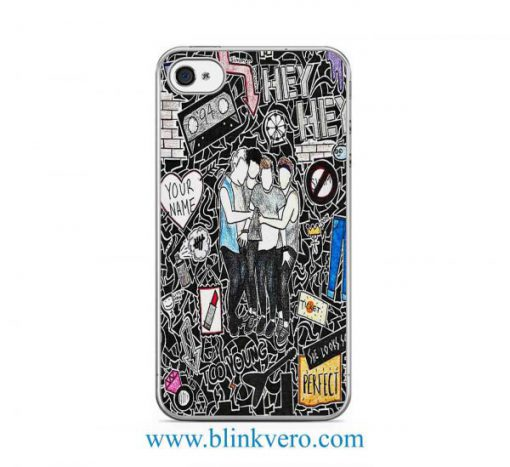 5 Seconds of Summer Album Cover Protective Case iPhone 6 Case iPhone SE iPhone 5s Case iPhone 5c Case Samsung S6 Case Samsung S5 Case Samsung S6 Case Samsung S7 Case