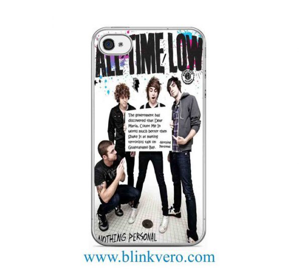 All Time Low Cover Protective Case iPhone 6 Case iPhone SE iPhone 5s Case iPhone 5c Case Samsung S6 Case Samsung S5 Case Samsung S6 Case Samsung S7 Case