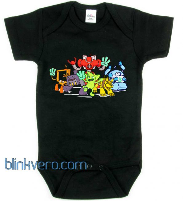 Tinkerpop Awesome Funny Baby Onesie Boy or Girl