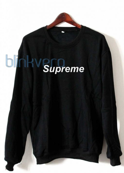 Awesome Supreme Awesome Girls and Mens Sweatshirt size S to XXXL Unisex Adult