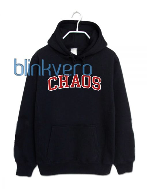 Chaos Hoodies Girls and Mens Hoodies size S to XXXL Unisex Adult