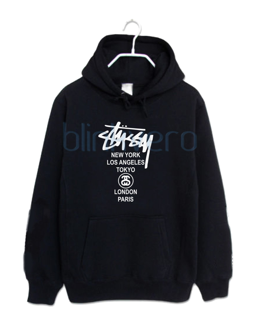 6d1d3ed351 stussy world tour awesome hoodie unisex
