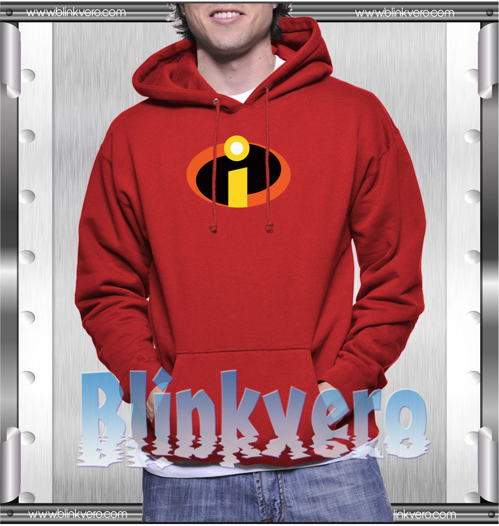 The Incredibles Style Shirts For Mens Size S 3XL Unisex Hoodie