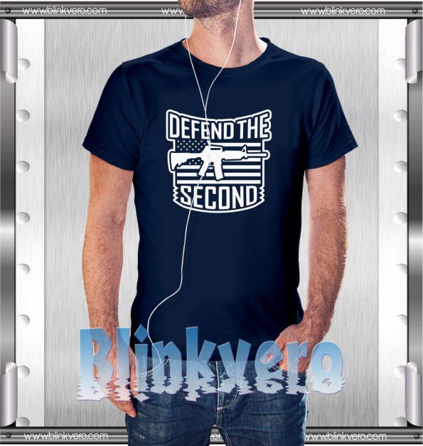 Defend the Second Gun American Flag Grunt Shirts T shirt For Mens Size S 3XL Unisex Shirts