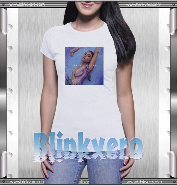 God Is A Woman Style Shirts T shirt For Womens Size S 3XL Unisex Shirt