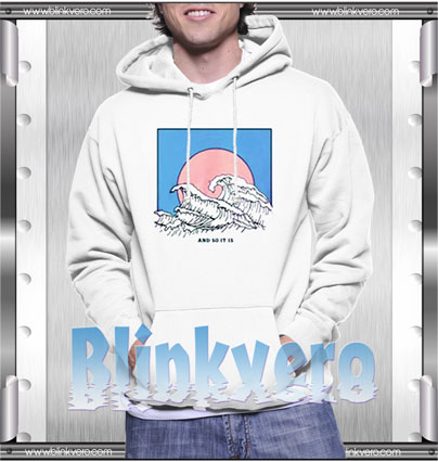 And so it is Hoodie For Mens Size S 3XL Unisex