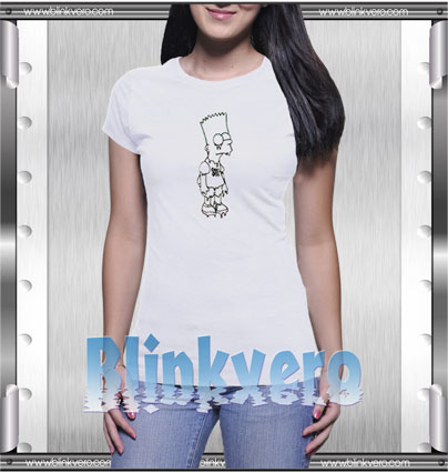 Simpons Style Shirts T shirt For Womens Size S 3XL Unisex Shirt