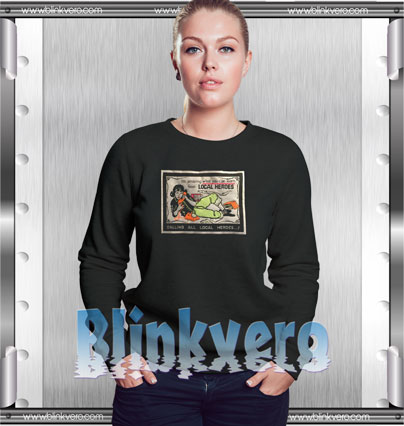 Calling All Local Style Shirts Sweatshirt For Womens Size S 3XL Unisex