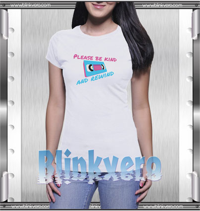 Please Be Kind Rewind Style Shirt T shirt