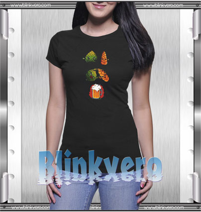 Funny Fusion Beer Style Shirt T shirt