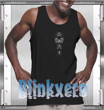 Insects Style Shirts Tank Top