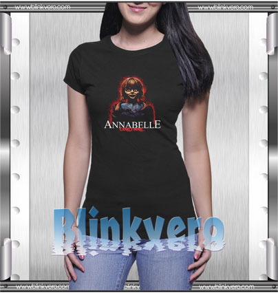 Annabelle Comes Home Style Shirt T shirt