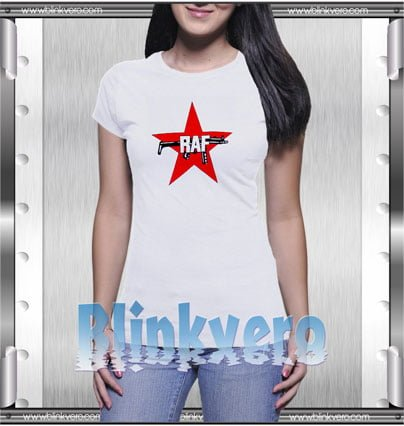 Red Army Faction Style Shirt T shirt