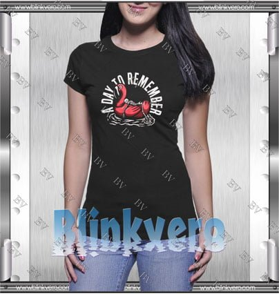 A Day To Remember Style Shirt T shirt