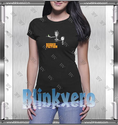 Science Fiction Style Shirt T shirt