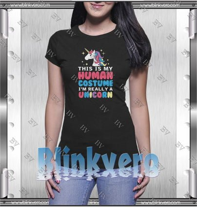 This Is My Human Costume Style Shirt T shirt