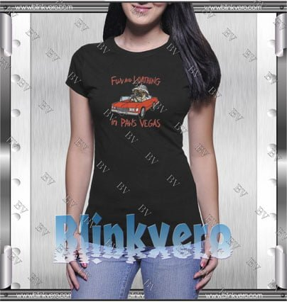 Fur and Loathing Style Shirt T shirt