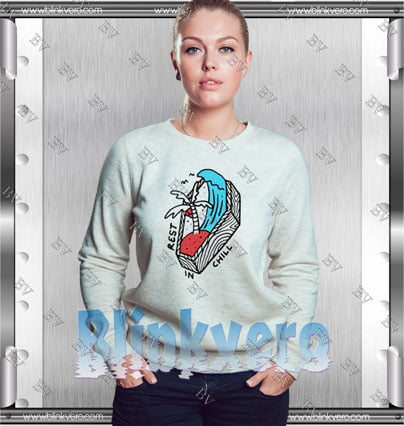Rest In Chill Style Shirts Sweatshirt