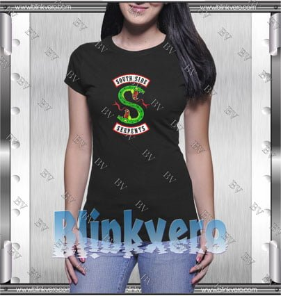 South Side Serpents Style Shirt T shirt