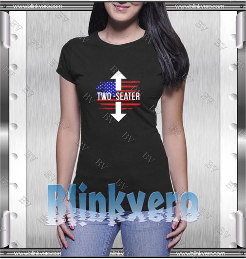 Trump Rally Two Seater Shirts Style Shirts T shirt