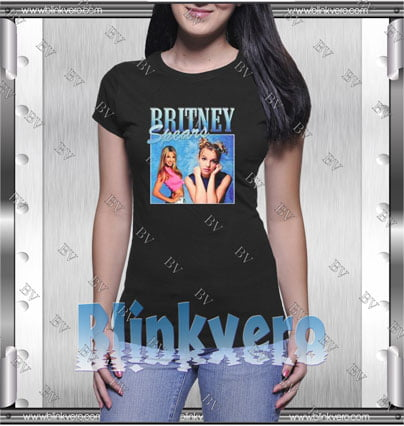 Britney Spears Style Shirt T shirt