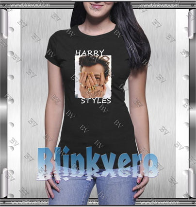 Harry Styles Poster Style Shirt T shirt