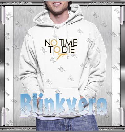 No Time to Die Style Shirts Hoodie