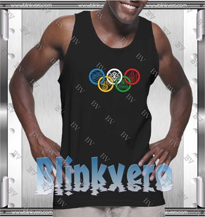 Olympic Games Tank Top