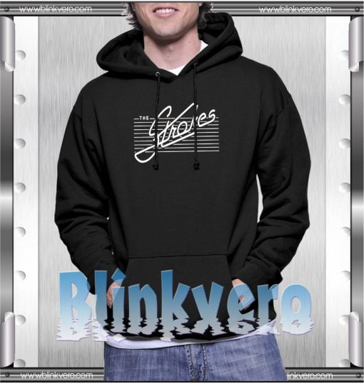The Strokes Band Merch Hoodie