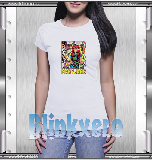 Mary Jane You Jack Hit The Justpot T-Shirt