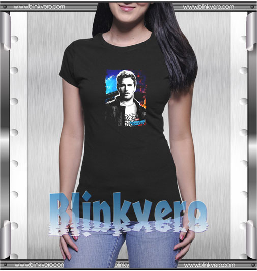 Marvel Guardians Of The Galaxy 2 Star Lord T-Shirt