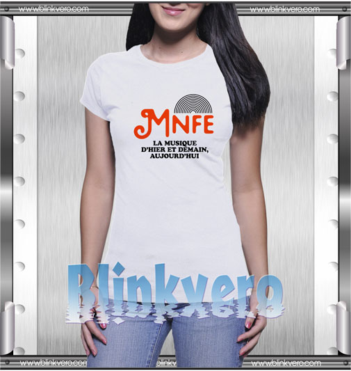 Music's Not For Everyone Mnfe T-Shirt