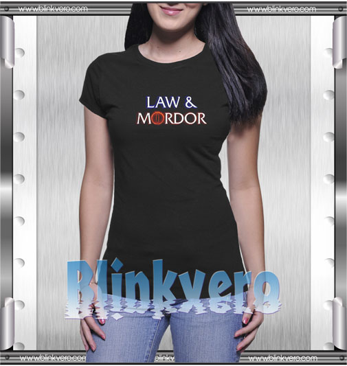 Law And Mordor T-Shirt