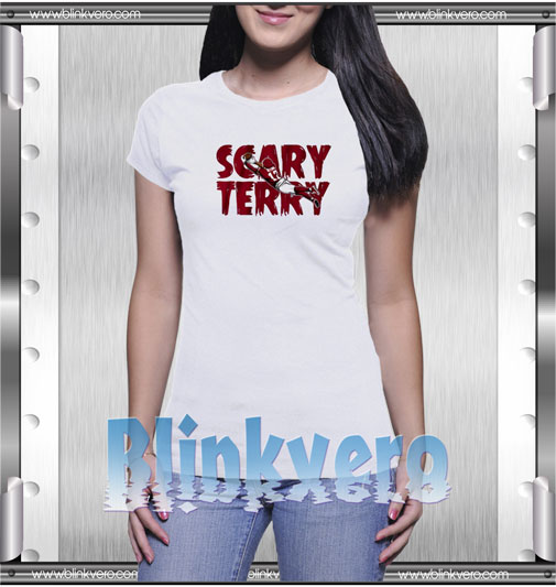 Mclaurin Scary Terry Football T-Shirt