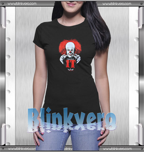 Pennywise Stephen Kings IT T-Shirt